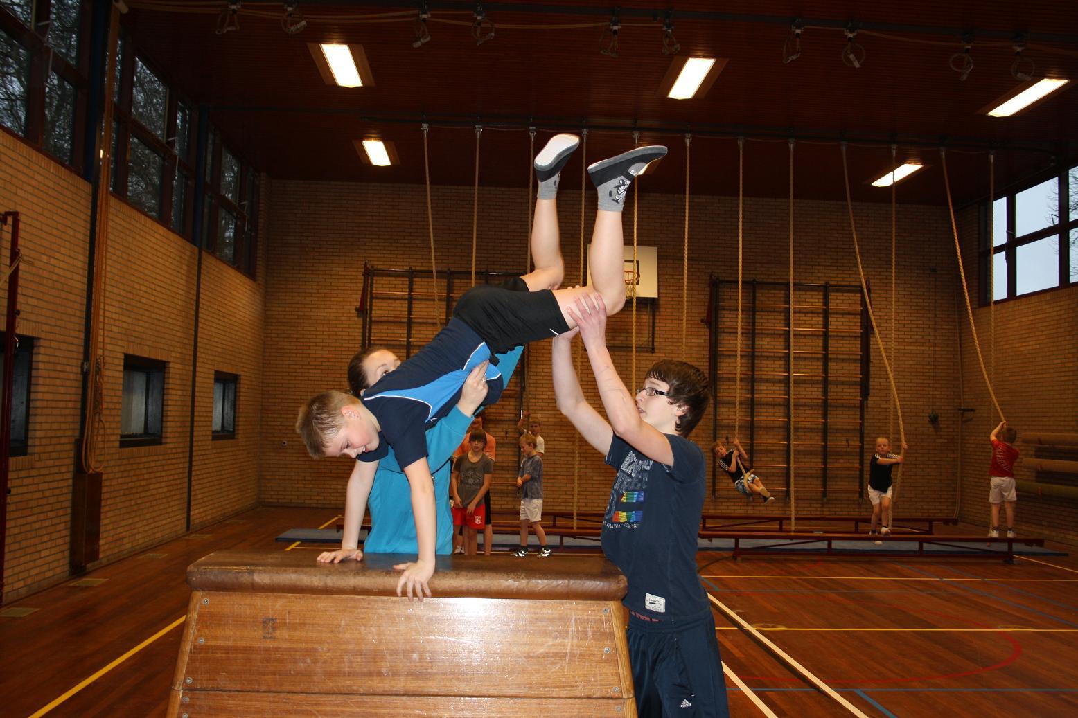 Gymnastiek Dio Oosterwolde Afdeling Gymnastiek