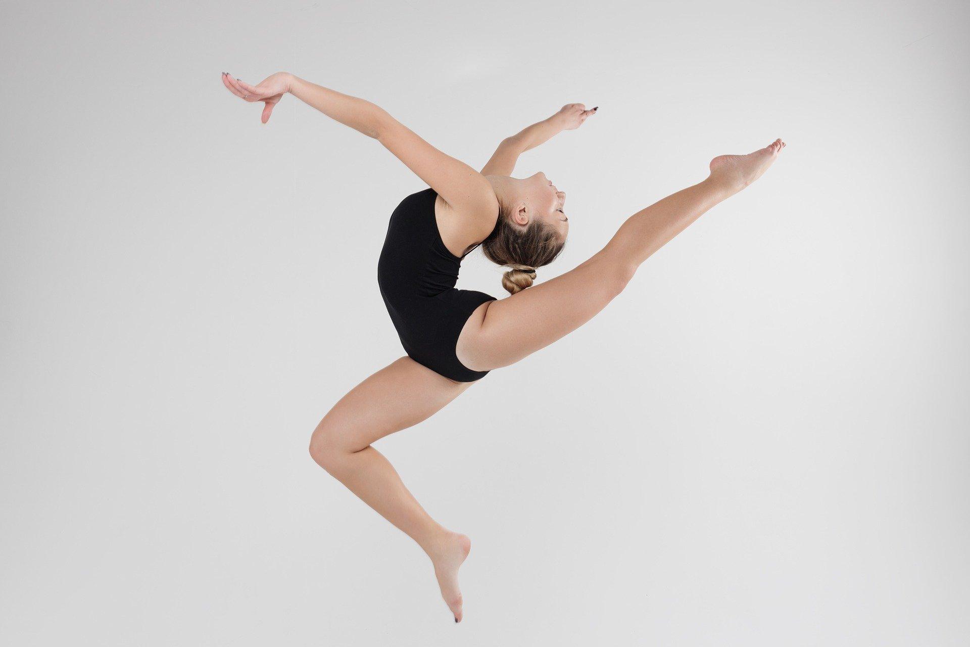 DIO Oosterwolde afdeling Gymnastiek